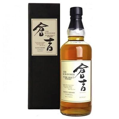 Kurayoshi Pure Malt Whisky. Whisky Japonés al mejor precio