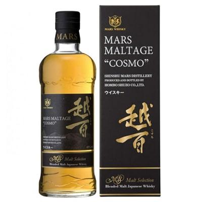 Mars Maltage Cosmo Whisky. Whisky Japonés al mejor precio