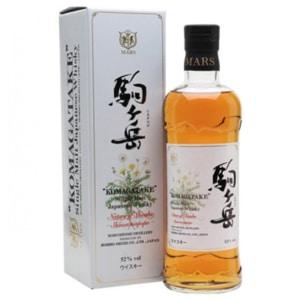 Mars Shinshu Komagatake Shinanotanpopo. Whisky Japonés