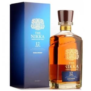 Nikka 12 Años Whisky. Tu Tienda Online de Whisky Japonés