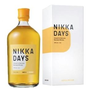 Nikka Days Whisky. Tu Tienda Online de Whisky Japonés
