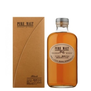 Nikka Pure Malt Black Whisky. Whisky Japonés al mejor precio
