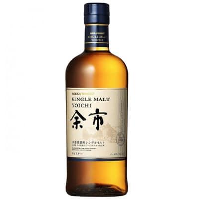 Comprar Nikka Yoichi Single Malt Whisky. Whisky Japonés