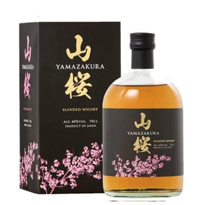 Yamazakura Blended Whisky. Tienda Online de Whisky Japonés