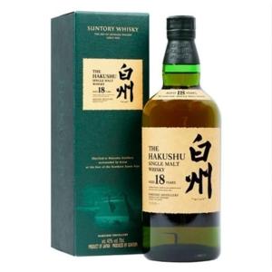 Hakushu 18 Años. Tienda Online de Whisky Japonés.