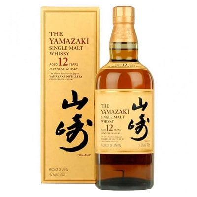 Whisky The Yamazaki 12 Years. Tienda Online de Whisky Japonés.