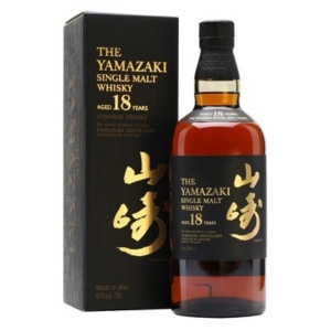 Whisky The Yamazaki 18 Years. Tienda Online de Whisky Japonés.
