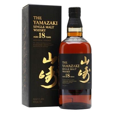 Whisky The Yamazaki 18 Years. Tienda Online de Whisky Japonés.