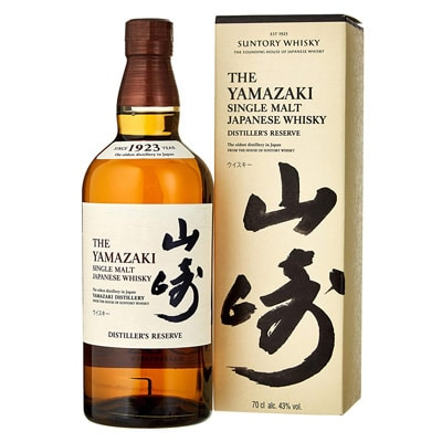 Yamazaki Distiller's Reserve. Tienda Online de Whisky Japonés.