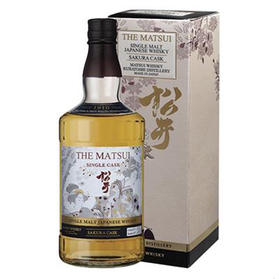 Matsui Mizunara Single Cask. Tu Tienda Online de Whisky Japonés