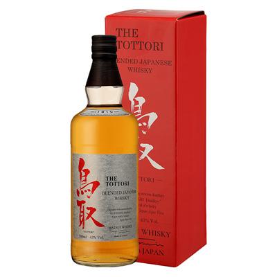 Whisky Tottori Blended. Tu Tienda Online de Whisky Japonés